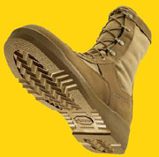 Navy Desert Flight Boot